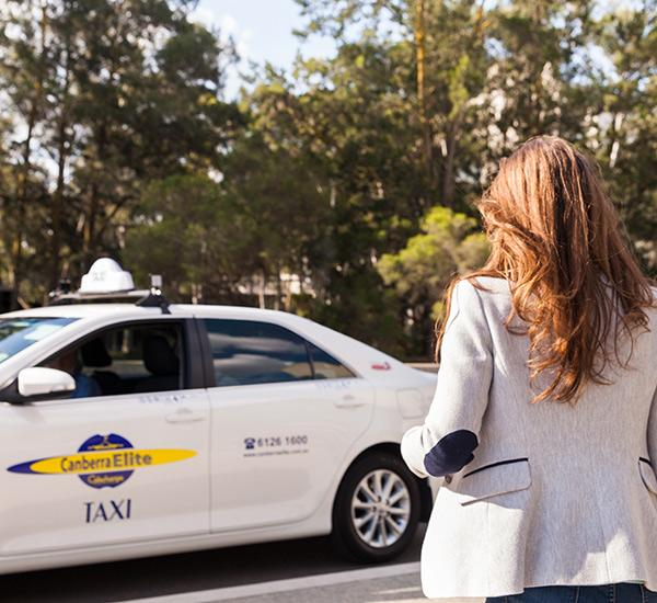Canberra Elite Taxis EasyCab