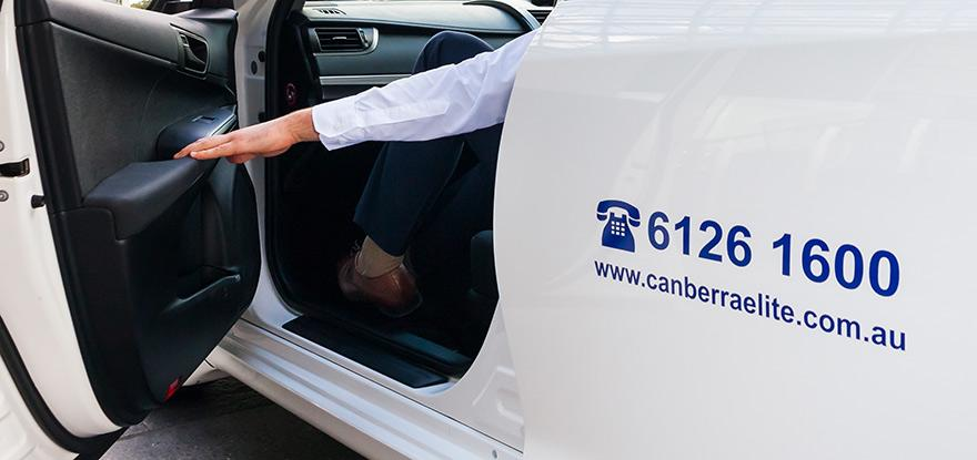 About Canberra Elite Taxi