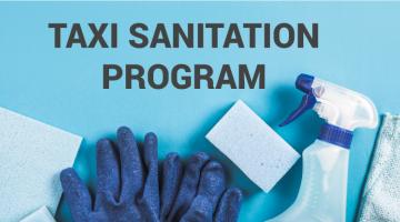 Taxi Sanitation Program